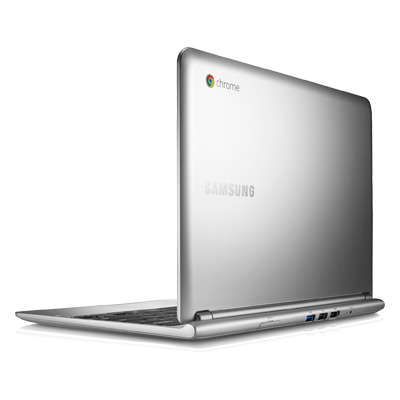 A week with a chromebook