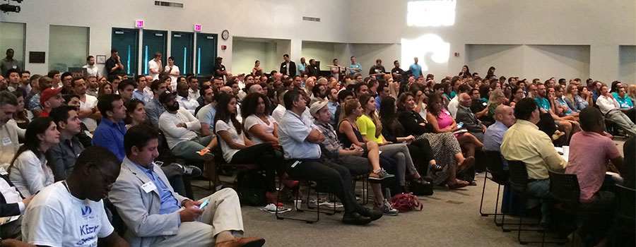 2014 refresh miami demo day audience