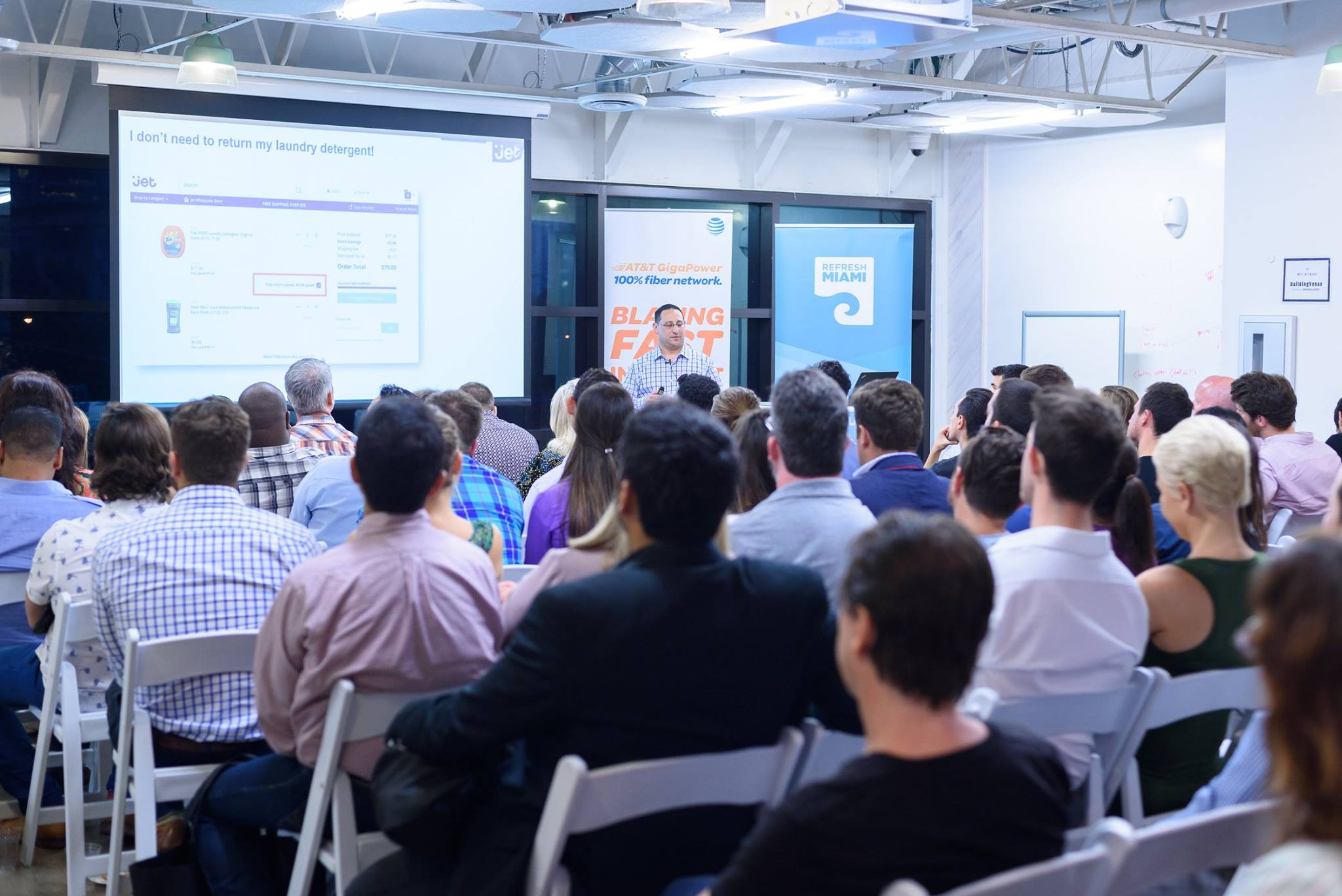 refresh miami startup talk
